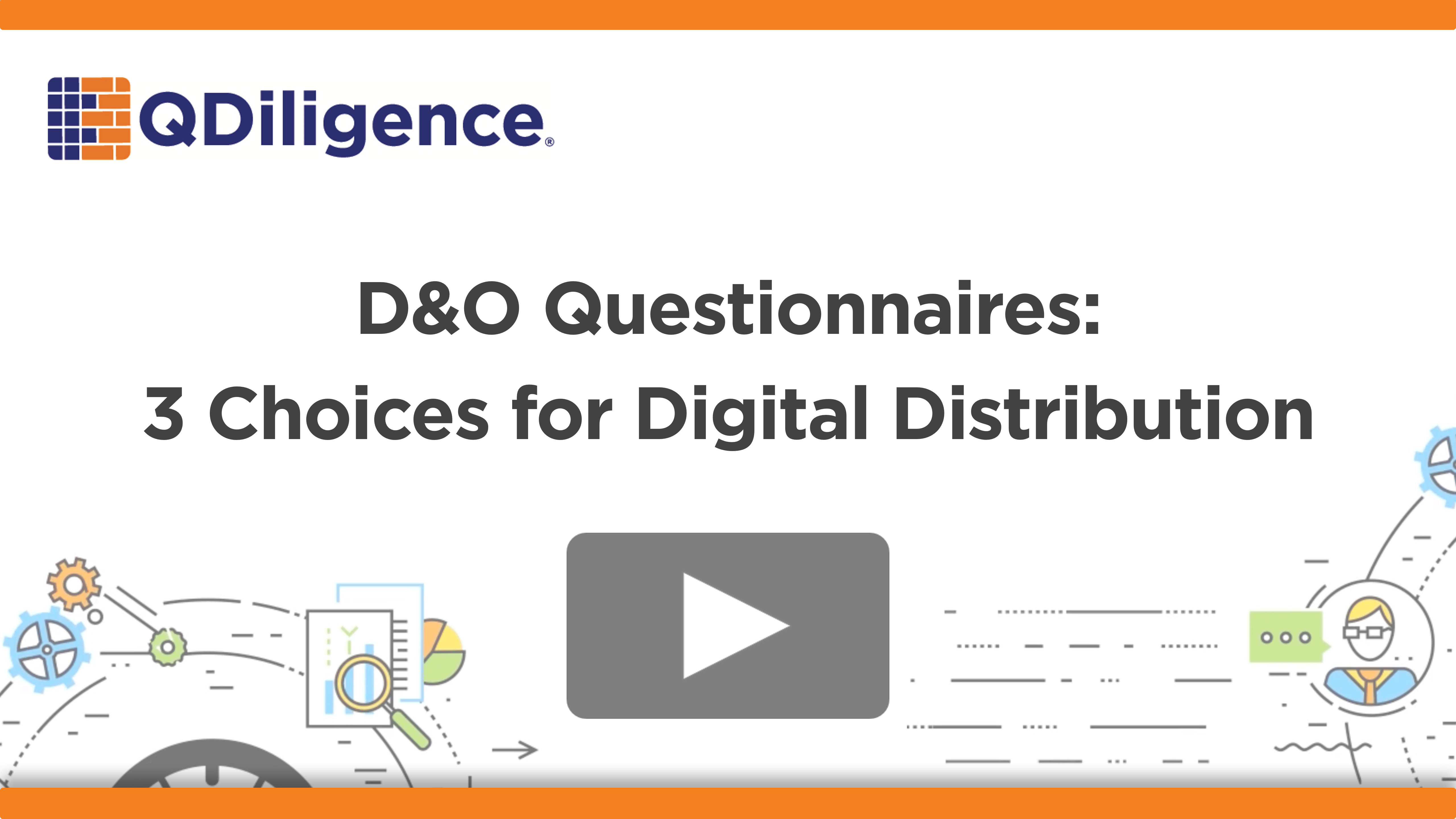 Your Digital D&O Questionnaire Partner